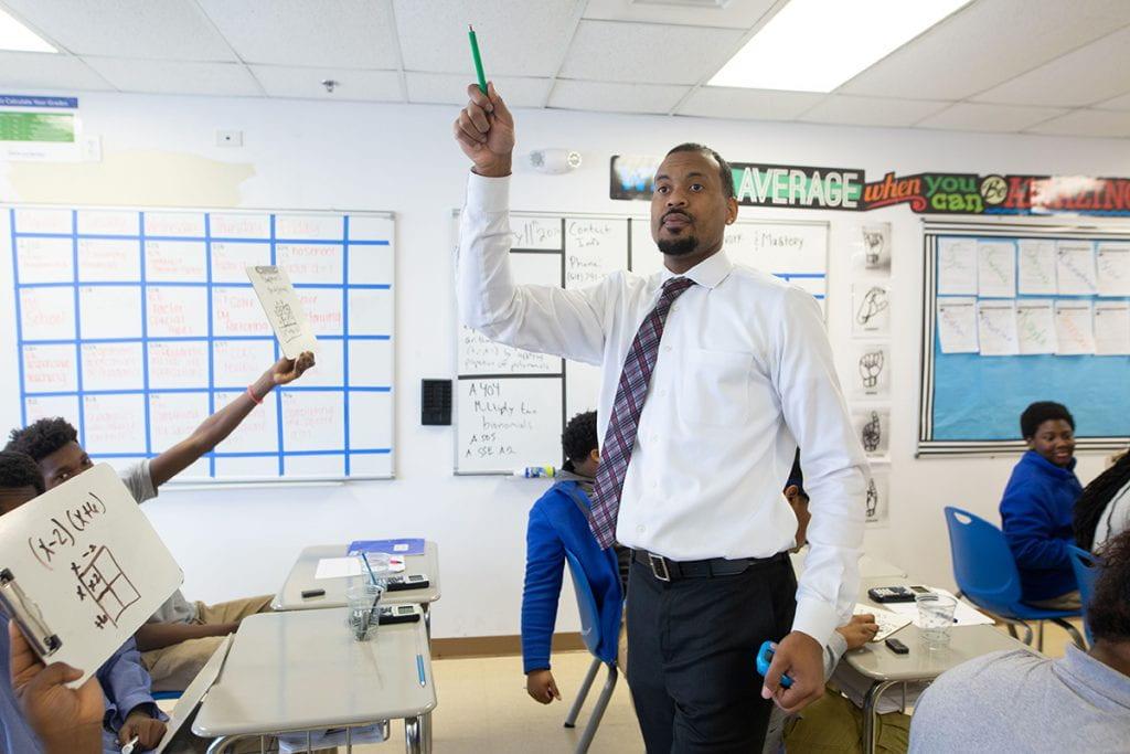 St. Louis Teacher Residency helps teachers thrive in high-needs classrooms