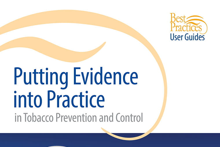 Putting Evidence Into Practice User Guide Cover