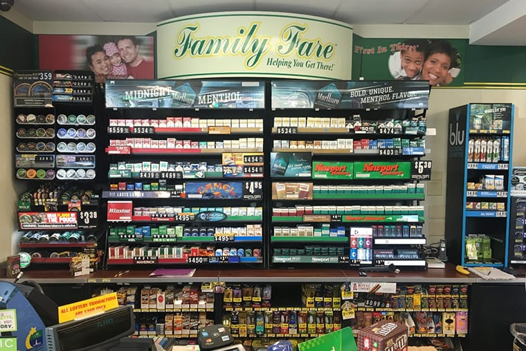 The University of North Carolina at Chapel Hill, Stanford University, and Washington University in St. Louis receive 5-year, $11.6 million NIH grant to study retail tobacco policies across the U.S.
