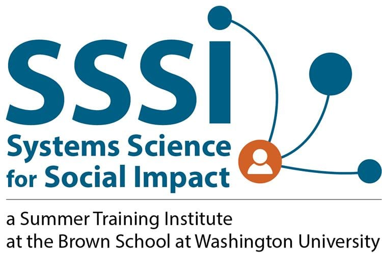 First Annual Systems Science for Social Impact Summer Training Institute