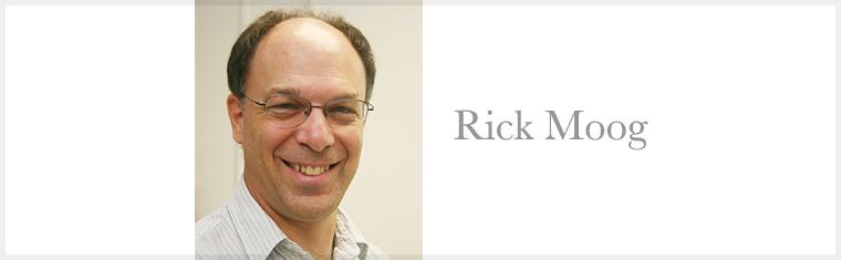 Rick Moog Sojourns at CIRCLE