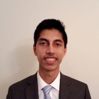 Congratulations Prathamesh!