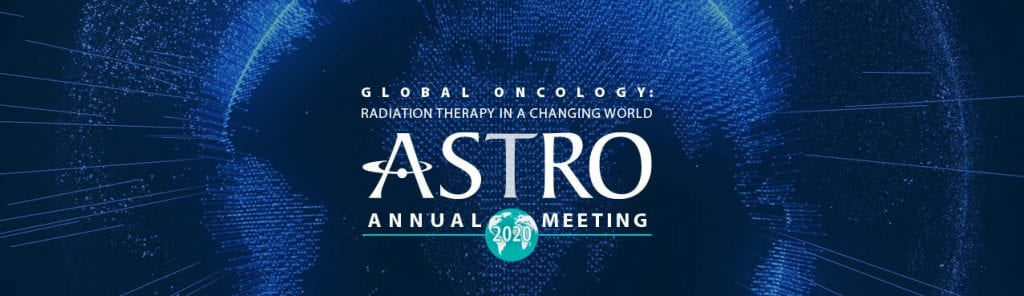 Three abstracts selected for ASTRO presentation