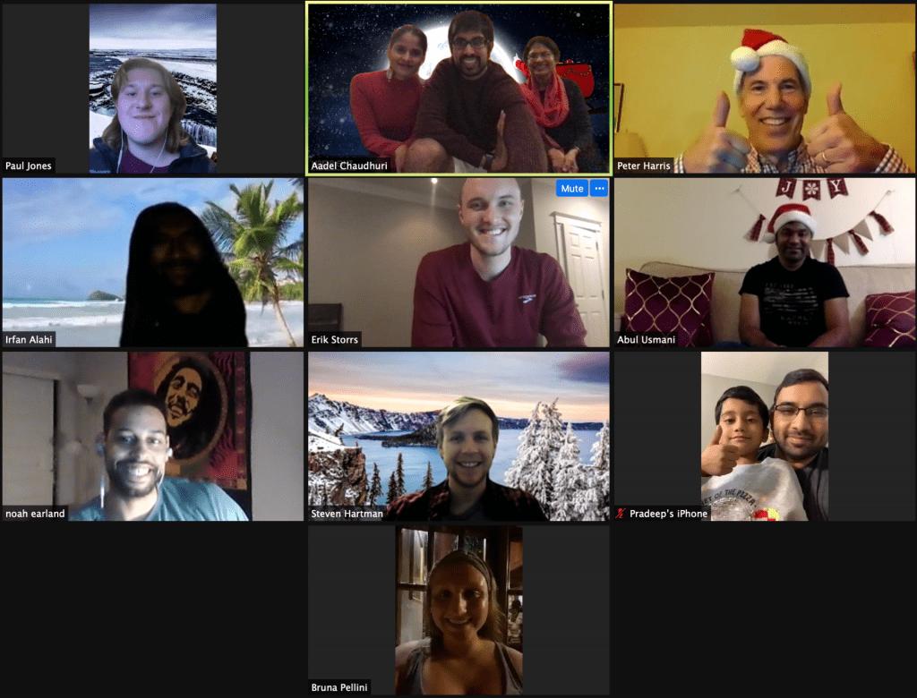 2020 Virtual Holiday Party!