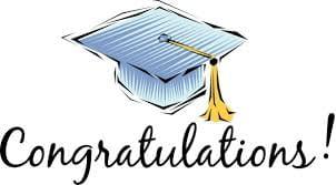 Congratulations Haley!