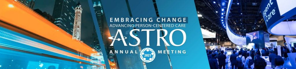 Congrats on abstract acceptances to ASTRO!