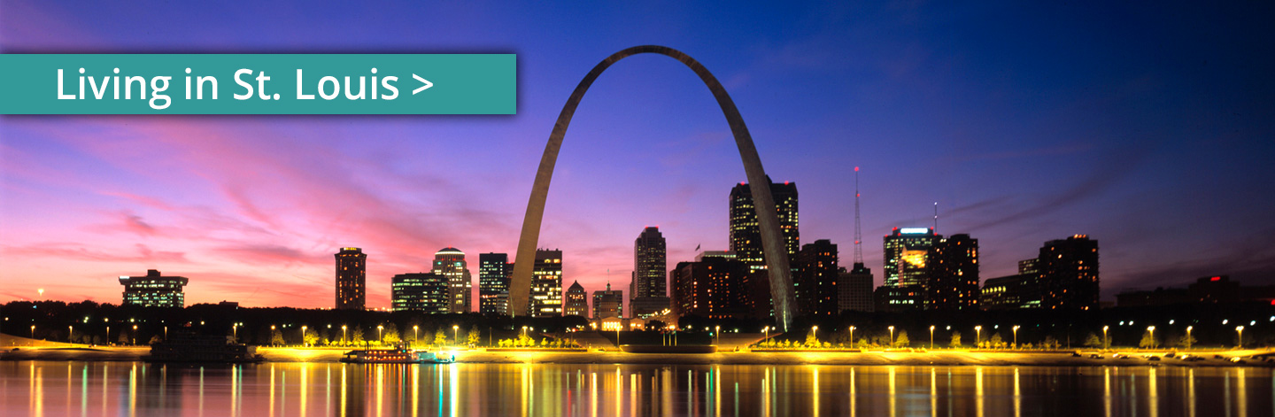 Learn More about Living in St. Louis