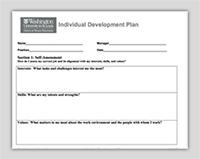 Individual Development Plan (IDP) t