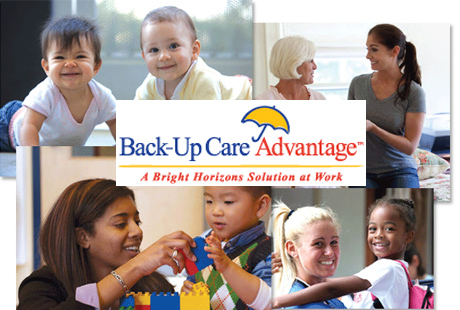 Back-Up Care Advantage Program