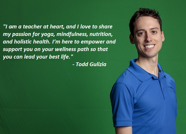 Health Coach Todd Gulizia