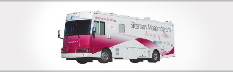 Mammography Van