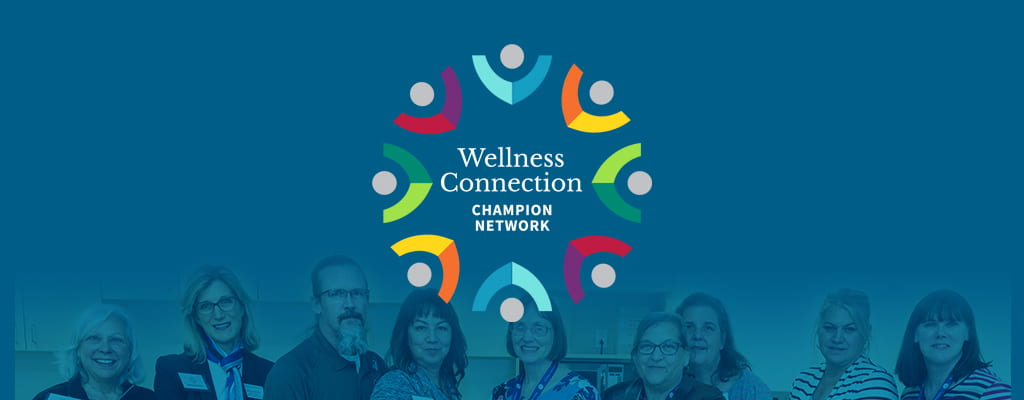 Wellness Connection Champions
