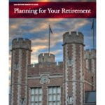 Planning for Your Retirement at WashU