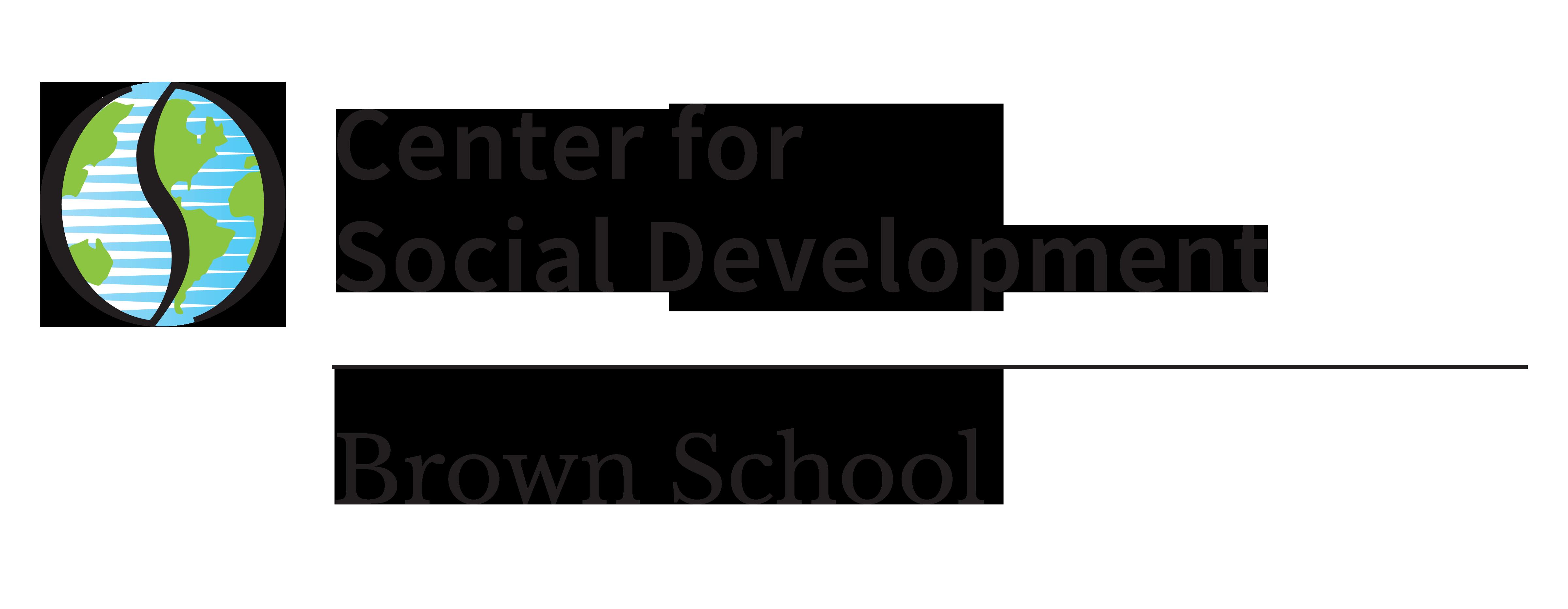 Center for Social Development Logo