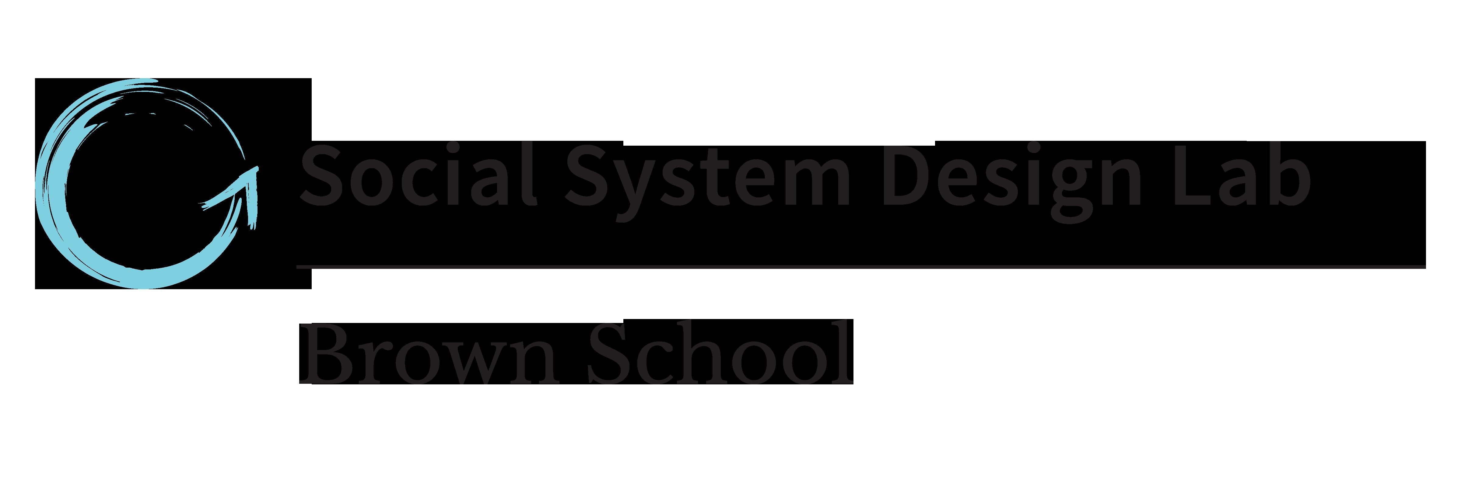 Social System Design Lab