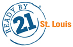 Ready by 21 St. Louis logo
