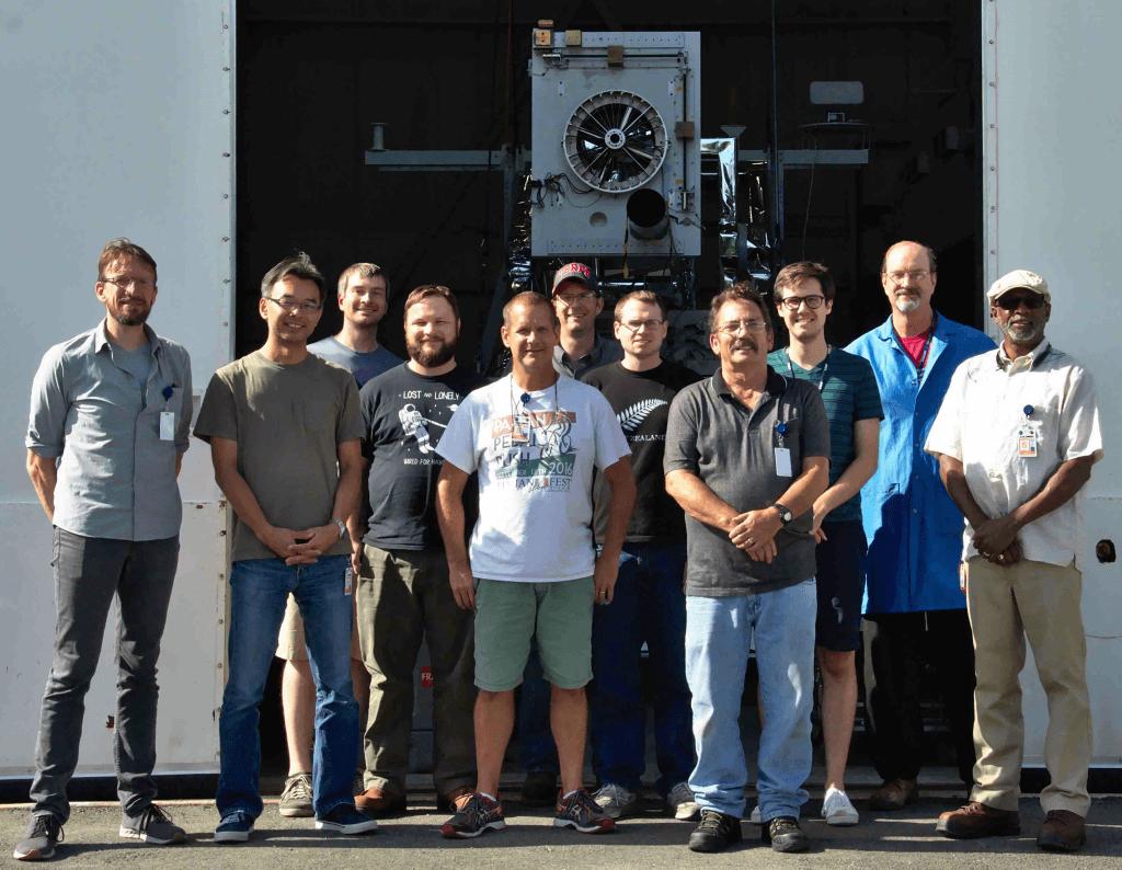X-Calibur Team Photo