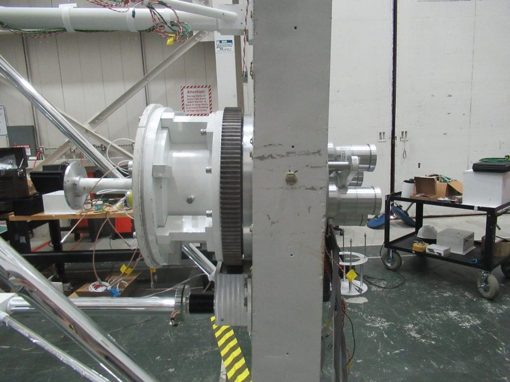Tests of the Polarimeter Rotation