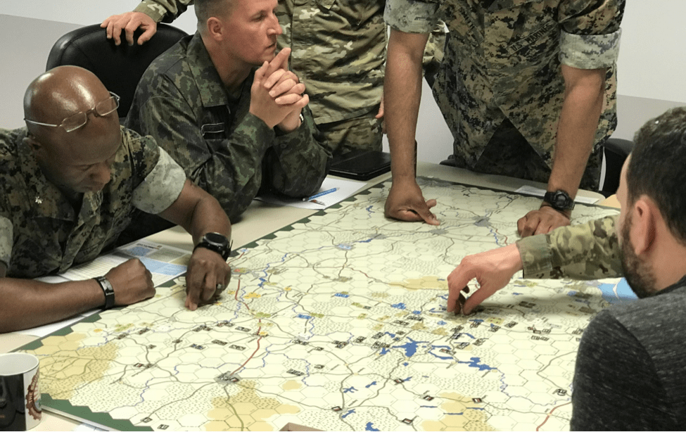 The Law of Armed Conflict's Rules for Wargames
