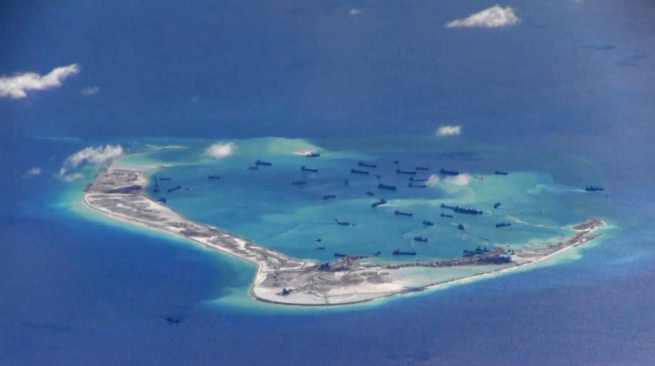 Gunboat, Germs, and Steal: Hot Water in South China Sea during COVID-19