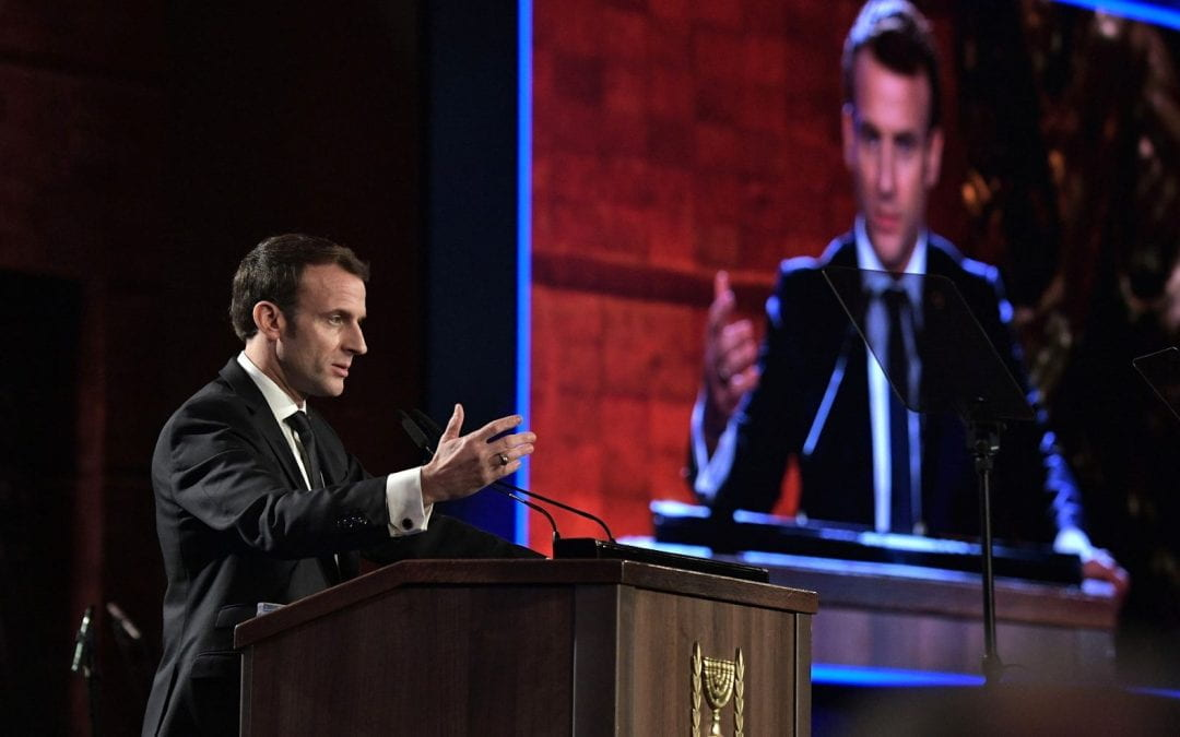 The French Aren't Macking-out with Macron