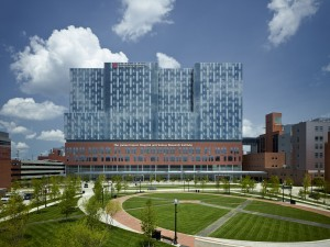 New James Cancer Hospital and Solove Research Institute