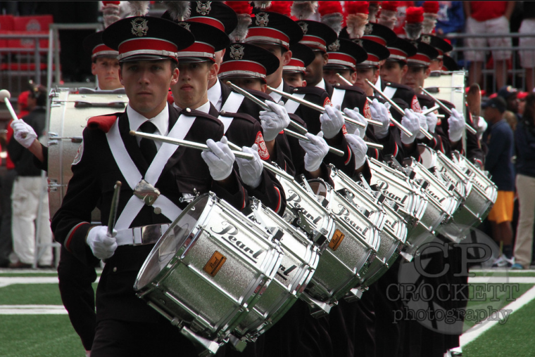 Snare drums with the pregame sling style (2014)