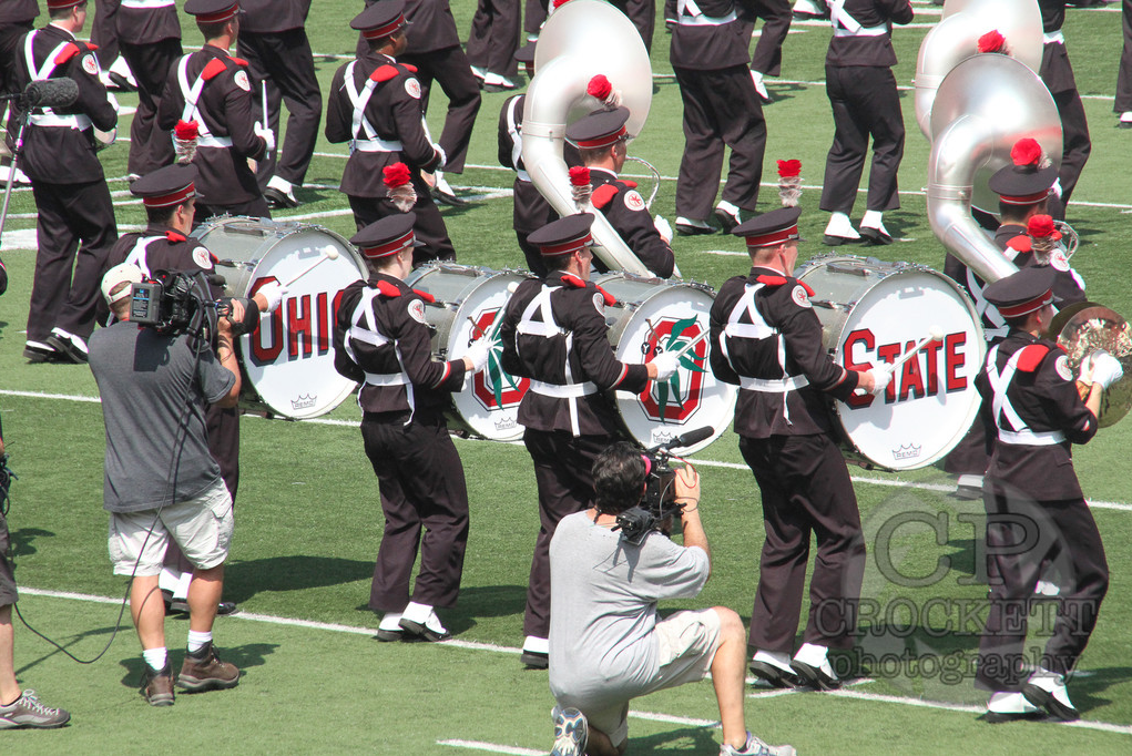Bass Drums in Pregame