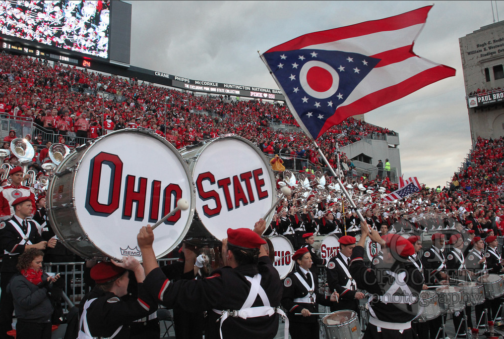 Ohio state drumline ji row voltagebd Choice Image