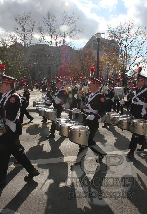 Indiana - Tenors Marching to Skull Session