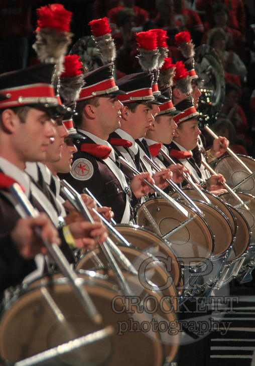 B1G - Snare Drums at the Buckeye Bash