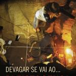Paper titled Devagar… Se vai ao Pleistoceno
