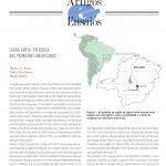 paper titled Lagoa Santa: em busca dos primeiros Americanos.