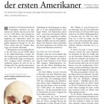 Paper titled Luzia und die Geschichte der ersten Amerikaner.