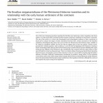 Paper titled The Brazilian megamastofauna of the Pleistocene/Holocene transition and its relationship with the early human settlement of the continent.