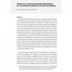 Paper titled Avances en la contextualización cronológica de la ocupación humana de los oasis atacameños.