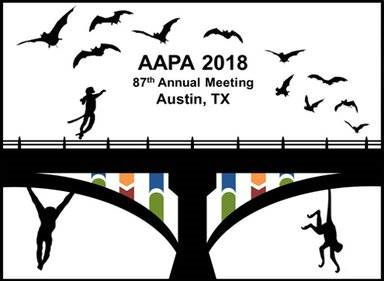 Illustration for the 2018 AAPA's 87th annual meeting in Austin, Texas