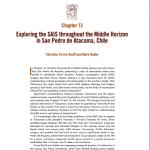 Chapter 13:Exploring the SAIS throughout the Middle Horizon in San Pedro de Atacama, Chile