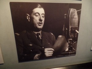 Charles De Gaulle on BBC Radio address to the French People