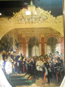 Otto Von Bismark-Versailles