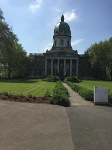 Photo of the beautiful Imperial War Museum