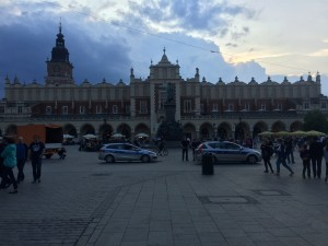 Krakow City Center Picture One