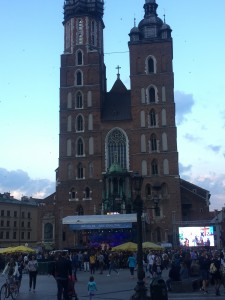 Krakow City Center Picture Two