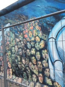 East Side Gallery Five