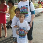 My boys and I at CUL NNO 2010