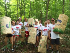 community commitment 2015