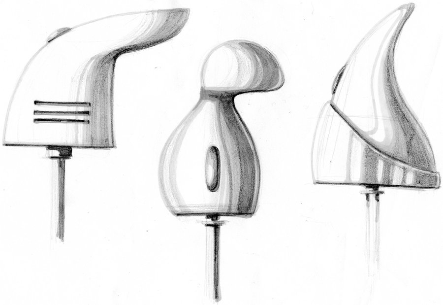Drawing Hand Mixer ~ August design