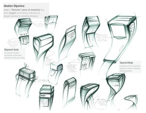 Exploration of different curves and shapes