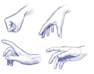 very nice pencil hand sketches