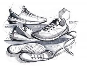 Shoe Sketch 1